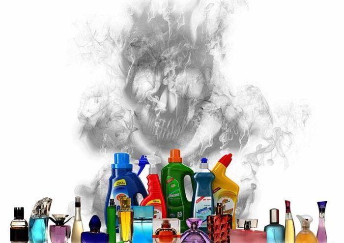 Temizlik Maddeleri Ve Kozmetikte Tehlike