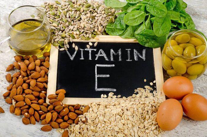 Bağışıklık Güçlendiren Vitaminler, Mineraller, Besinler, Çaylar, Çorbalar Ve Takviyeler E Vitamini