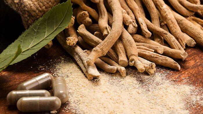 101 Çeşit Şifalı Bitki Ve Baharat Ashwagandha