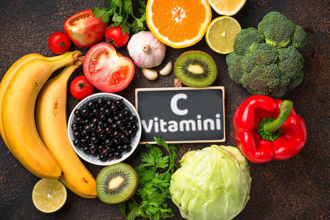 Tiroid Doğal Tedavisi C Vitamini