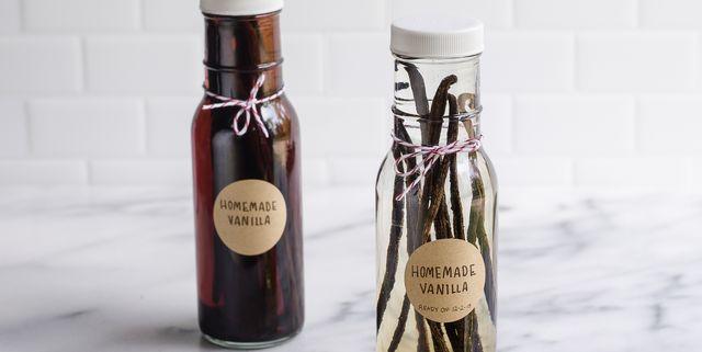 101 Çeşit Şifalı Bitki Ve Baharat Vanilya Özü (Vanilla Extract)
