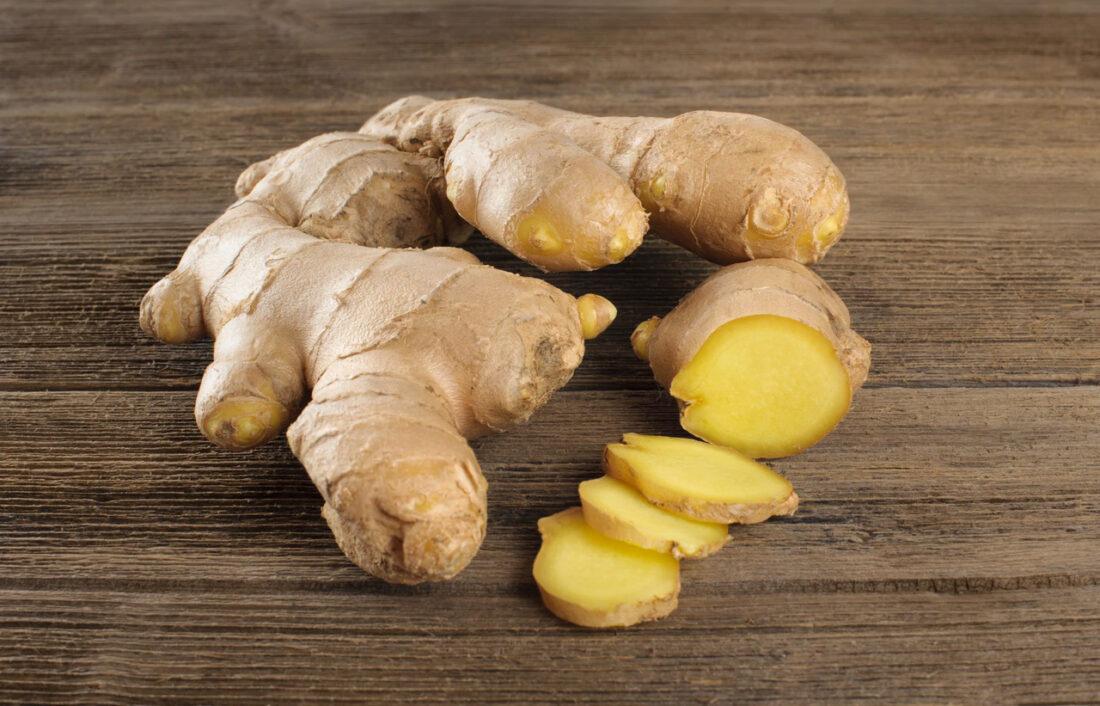 101 Çeşit Şifalı Bitki Ve Baharat Zencefil Kökü (Ginger Root)