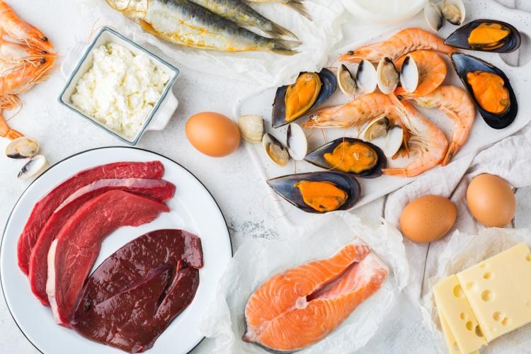 B12 Vitamini Içeren Yiyecekler