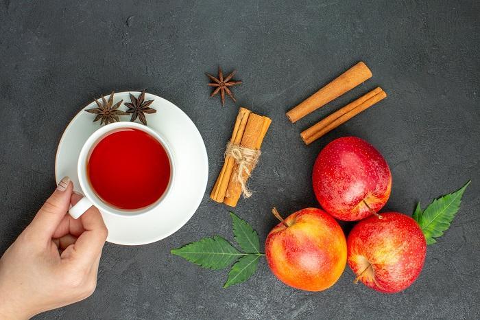 Elma Tarçın Çayı