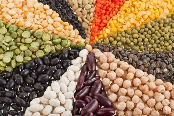 Demir İçeren Gıdalar Baklagiller