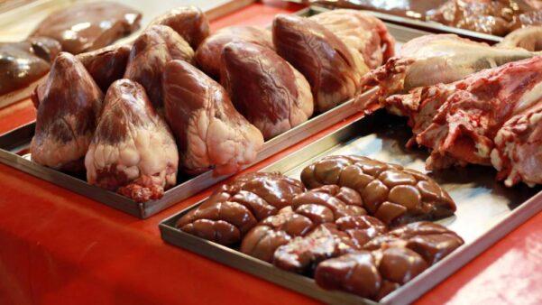 Demir İçeren Gıdalar Karaciğer Ve Sakatat Çeşitleri
