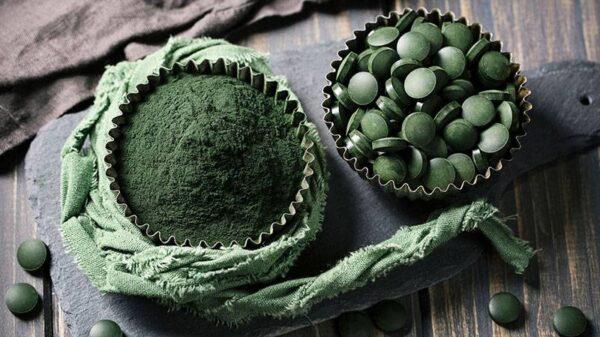 Demir İçeren Gıdalar Spirulina