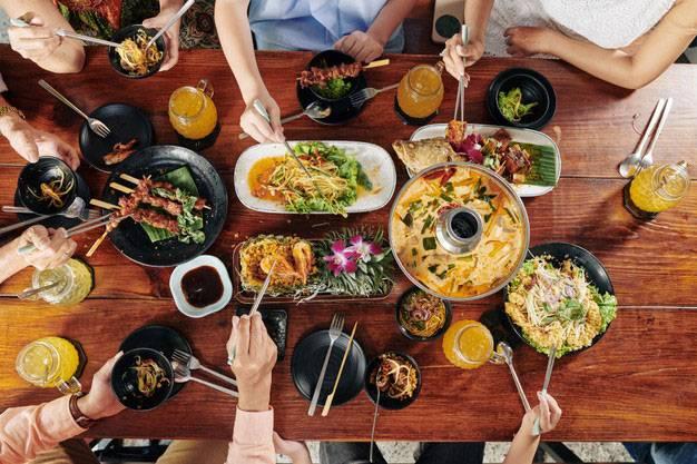 Yeme ve İçmede Sıraya Dikkat Etmek