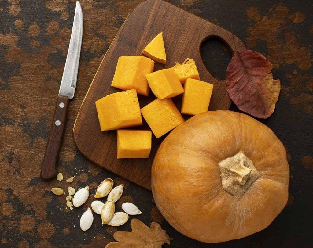 Bal Kabağı Çorbası Malzemeler